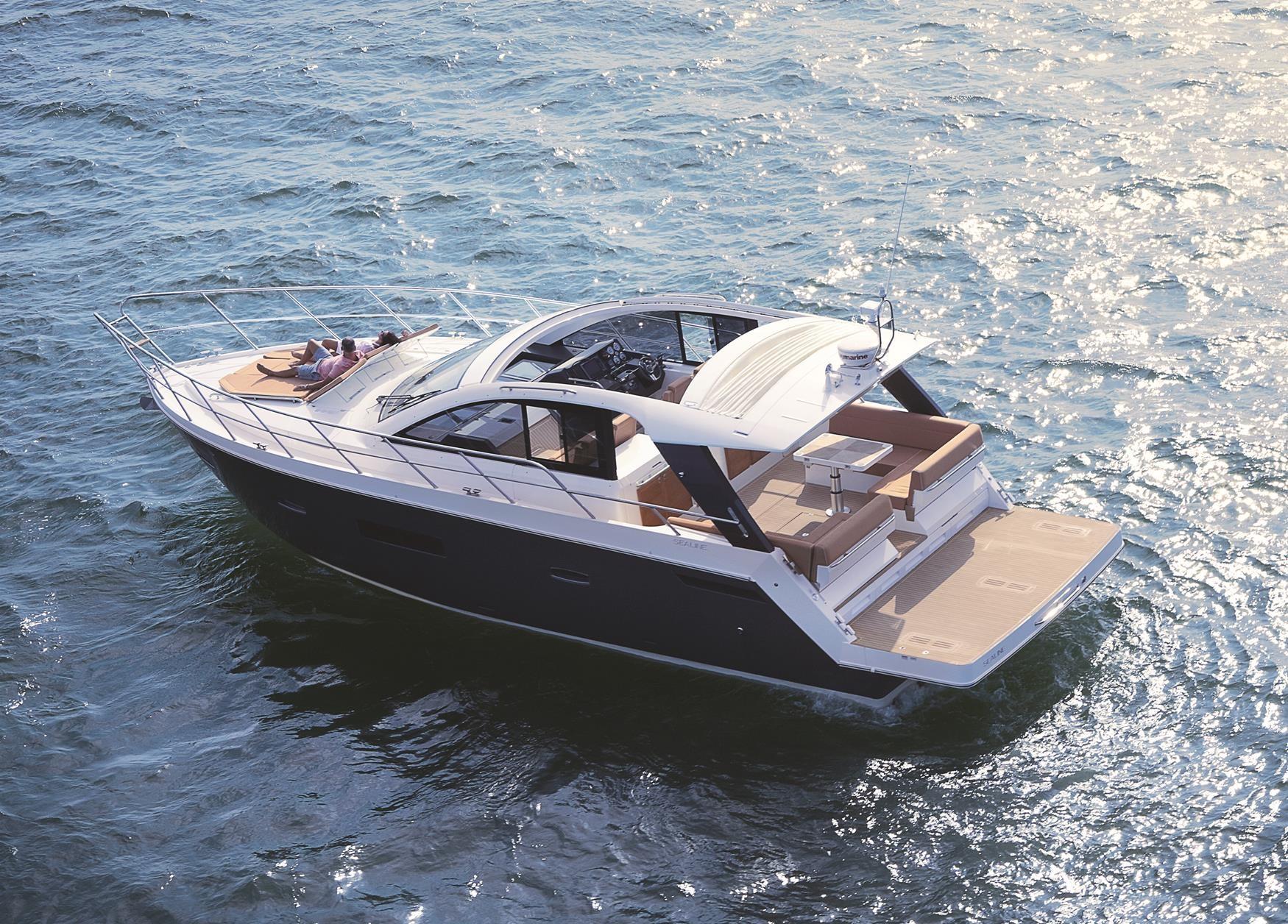 S450 Boat