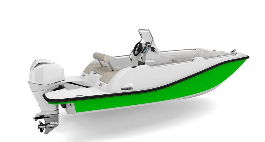V2 5.0 Green