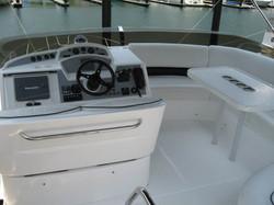 Upper deck control