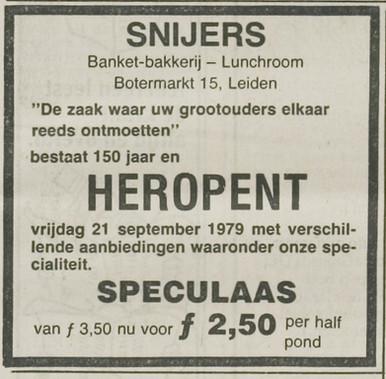 Leidsch Dagblad _ 1979 _ 20 september 19