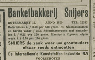 Leidse Courant _ 1952 _ 29 november 1952