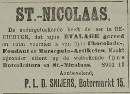 Leidsch Dagblad _ 1896 _ 30 november 189