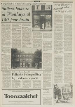 Leidsch Dagblad _ 1979 _ 1 september 197