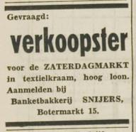 Leidsch Dagblad _ 1961 _ 13 mei 1961 _ p
