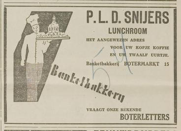 Leidsche Courant _ 1933 _ 30 november 19