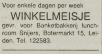 Leidsch Dagblad _ 1981 _ 1 mei 1981 _ pa
