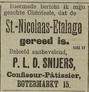 Leidsch Dagblad _ 1905 _ 23 november 190