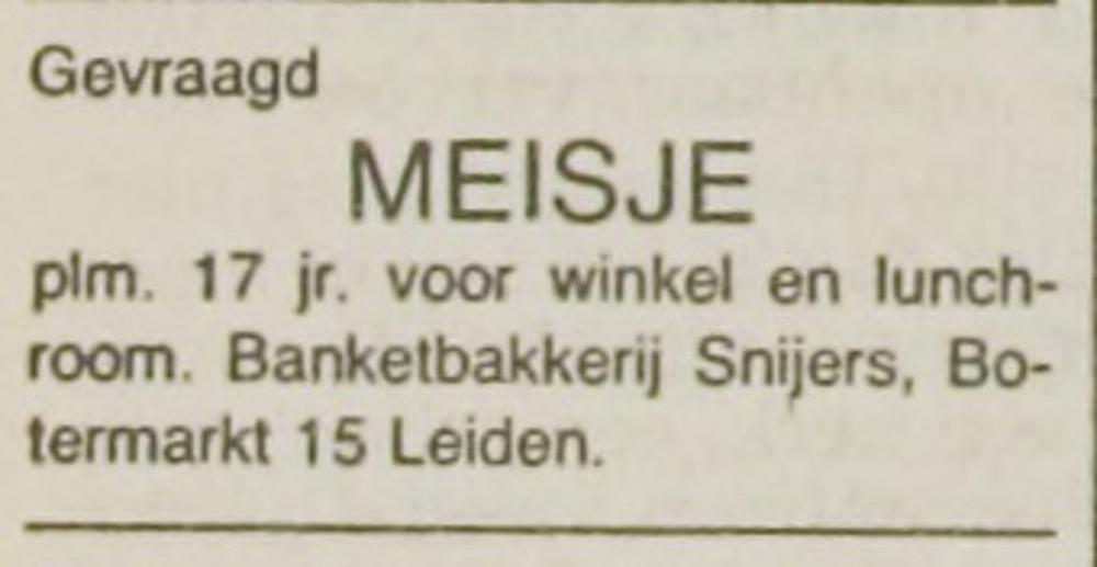 Leidsch Dagblad _ 1978 _ 12 september 19