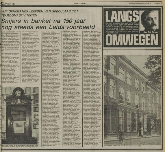 Leidse Courant _ 1979 _ 28 augustus 1979