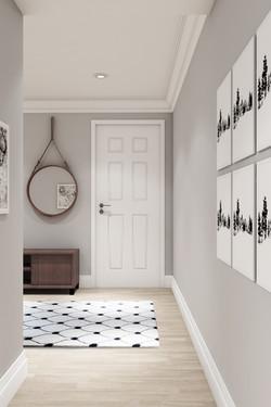 ๊UPVC Door