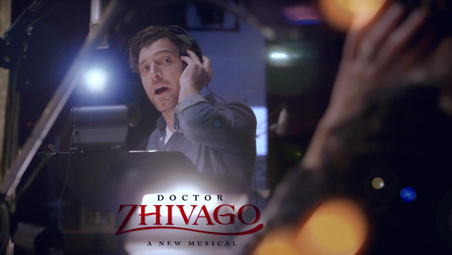 Dr.Zhivago - Behind the Scenes of the Broadway Cast Recording