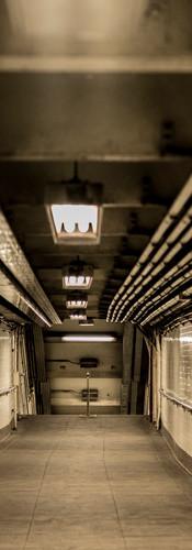 Subway Walkway