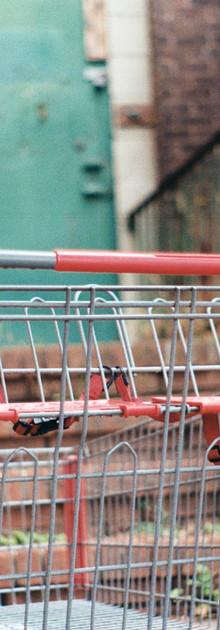 35mm Shopping Cart