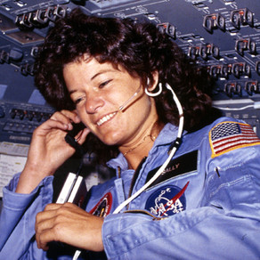How an Astronaut Inspired a Generation!