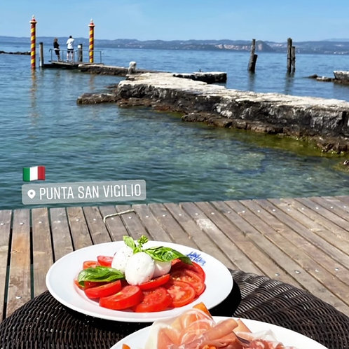 Your luxury weekend in Italy