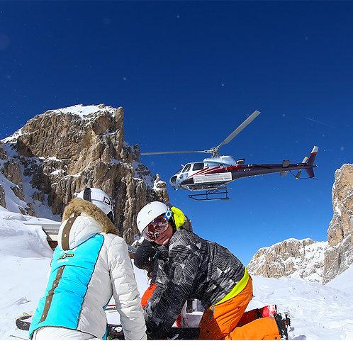 Lo skilift più veloce del mondo