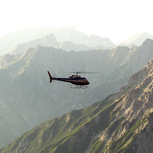20 min di volo panoramico