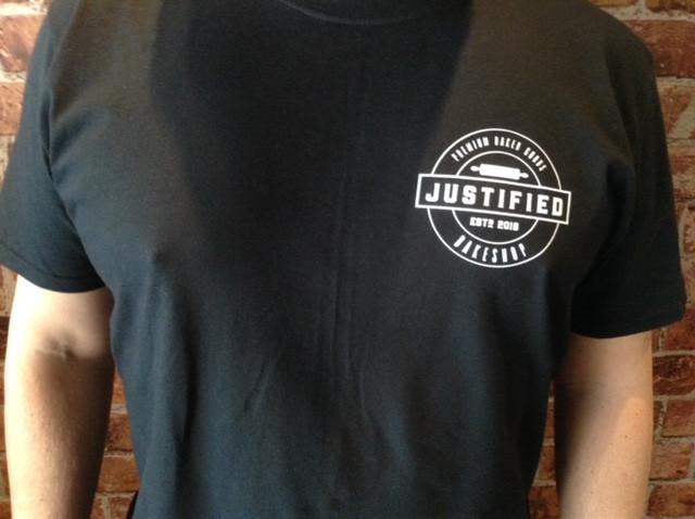 Justified Short Sleeve T