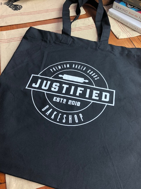 Justified Tote Bag