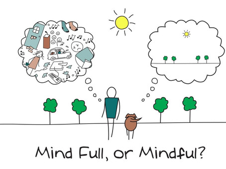 Mindfulness to the Rescue!