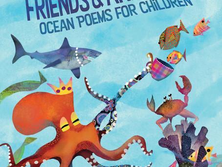 Friends & Anemones Book Release