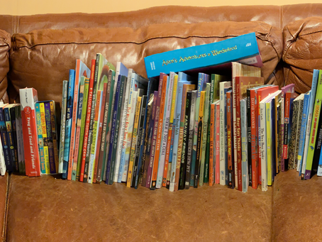 Our First Delivery: Getting Books to Kids!