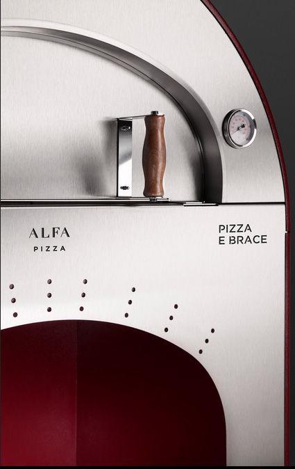 horno de leña alfa Pizza para gastronomía hostelería