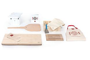 Kit para hacer pan, Alfa Pizza, Algecar Maresme, Barcelona