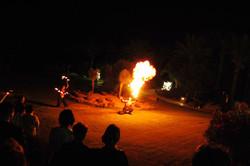 Spettacolo di fuoco Palermo