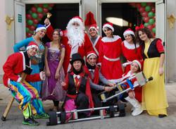 Staff per Natale