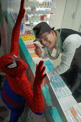 Spiderman Palermo