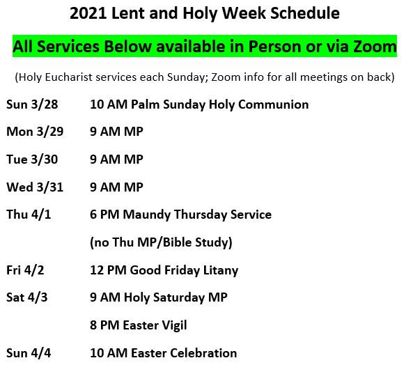 All Saints Lent and Holy Week 2021.JPG