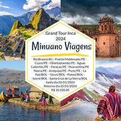 Grand tour Inca 2024