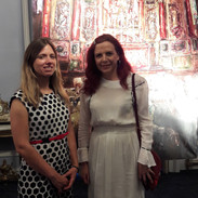 Art Exhibition by Gheorghe Fikl at Romanian Cultural Institute - London, May 2019