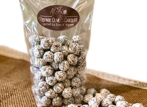 Noisettes chocolatées