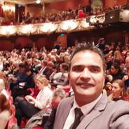 Scheherazade-Chopiniana Ballet at London Coliseum - English National Opera - London, November 2019