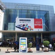 GITEX International Exhibition for TEXPO - Dubai, October 2012