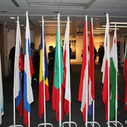 Painting Exhibition at Europe House by Romanian Cultural Institute - London, January 2019