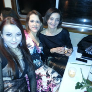 Valentine's Day Boat Party - London, February 2015