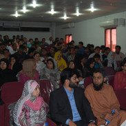 Seminar on Personal Branding at Muhammad Ali Jinnah University - Karachi, March2013