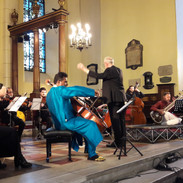 Concert: East meets West at St Paul's Church Covent Garden - London, May 2019