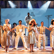 West End Musical: It Happened in Key West at Charing Cross Theatre - London, August 2018