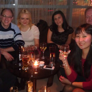 Networking Event at Primo Bar Park Plaza Hotel - London, December 2012