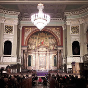 Moonlight Symphony Orchestra Concert at St Marylebone Parish Church - London, March 2019