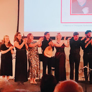 Concert at Hellenic Centre - London, July 2019
