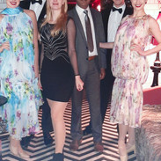 Gatsby Christmas Party at London Cabaret Club - London, December 2019