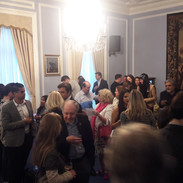 Taste Art: Immersive Exhibition at Romanian Cultural Institute - London, May 2019