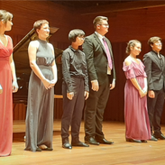 The Purcell School of Music Concert at Milton Court Concert Hall - London, January 2020