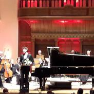 London Chamber Orchestra Concert at Cadogan Hall - London, June 2019