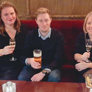 Christmas Drinks & Concert at Wigmore Hall - London, December 2019